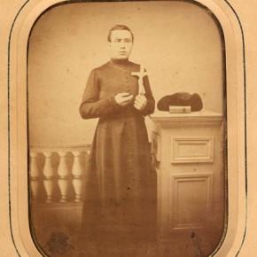 Pater Damiaan 23 jaar