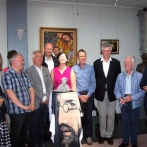 Damien Award 2016 voor De Stem van Ons Geheugen