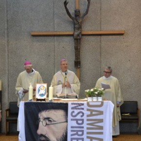 Damiaanmaand in het Bisdom Antwerpen