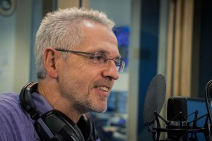 Paul Van Den Bosch - copyright Radio 1