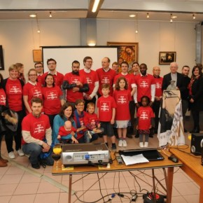 De Sint-Michielsbeweging krijgt de Damiaanprijs 2017